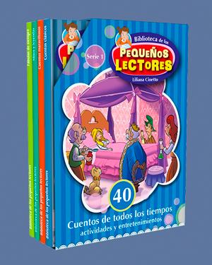 Colección Pequeños lectores - Serie 1