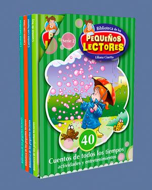 Colección Pequeños lectores - Serie 2