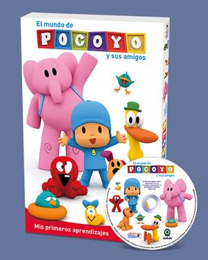 El mundo de Pocoyó y sus amigos