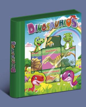 Minicuentos - Dinosaurios